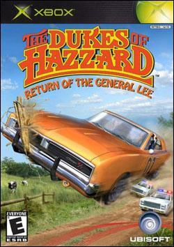 The Dukes of Hazzard: Return of the General Lee (Xbox) by Ubi Soft Entertainment Box Art