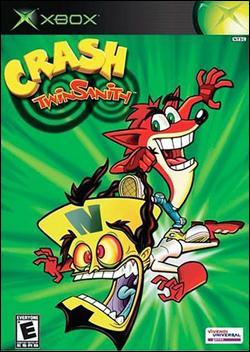 Crash:  Twinsanity Box art