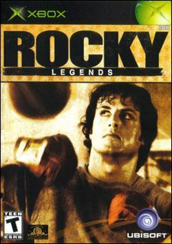 Rocky Legends Box art