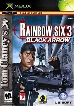 Tom Clancy's Rainbow Six 3: Black Arrow (Xbox) by Ubi Soft Entertainment Box Art