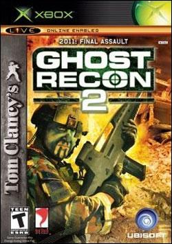 Tom Clancy's Ghost Recon 2 Box art