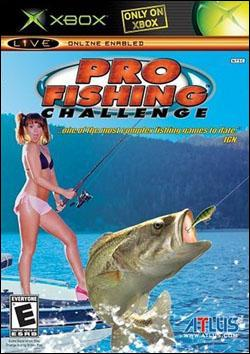 Pro Fishing Challenge (Xbox) by Atlus USA Box Art