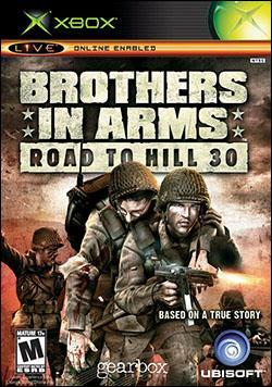 Brothers In Arms Road To Hill 30 Box art