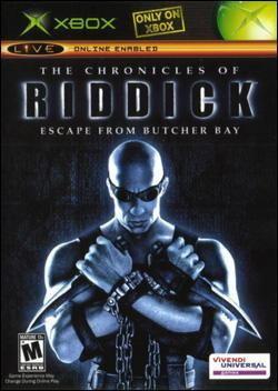 Chronicles of Riddick: Escape From Butcher Bay Box art