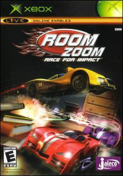 Room Zoom: Race For Impact (Xbox) by 2K Games Box Art