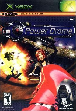 Powerdrome Racing (Xbox) by Bethesda Softworks Box Art