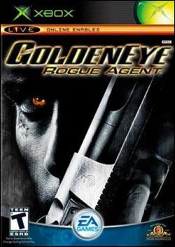 James Bond - GoldenEye: Rogue Agent Box art