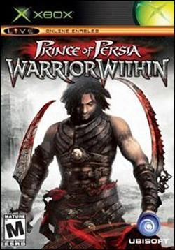 Prince of Persia:  Warrior Within Box art