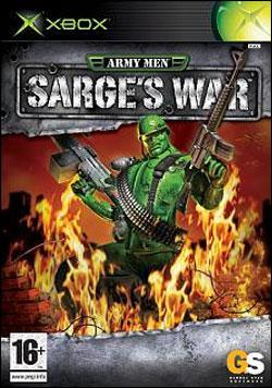 Army Men: Sarge's War Box art