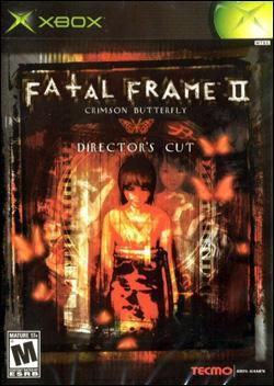 Fatal Frame 2 : Crimson Butterfly (Xbox) by Tecmo Inc. Box Art