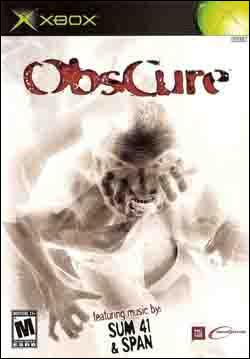 ObsCure (Xbox) by Dreamcatcher Games Box Art
