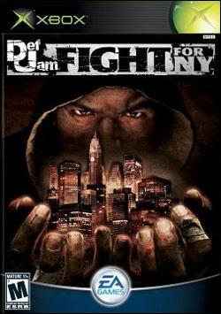 Def Jam: Fight For NY (Xbox) by Electronic Arts Box Art