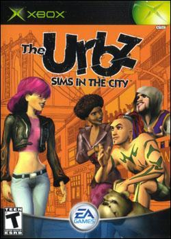 The Urbz: Sims In The City (Xbox) by Electronic Arts Box Art