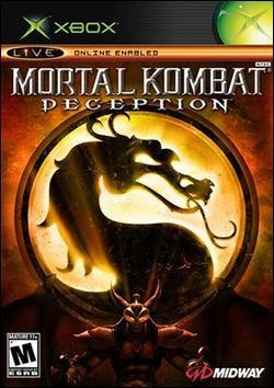 Mortal Kombat:  Deception Box art