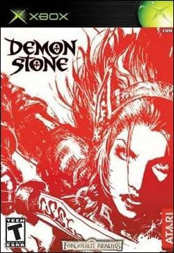 Forgotten Realms: Demon Stone (Xbox) by Atari Box Art
