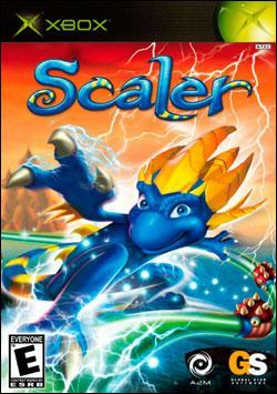 Scaler (Xbox) by Take-Two Interactive Software Box Art