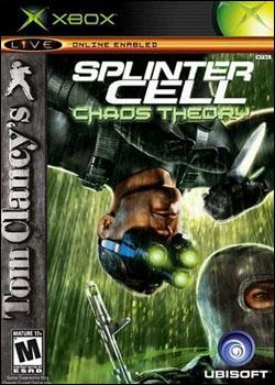 Tom Clancy's Splinter Cell: Chaos Theory (Xbox) by Ubi Soft Entertainment Box Art