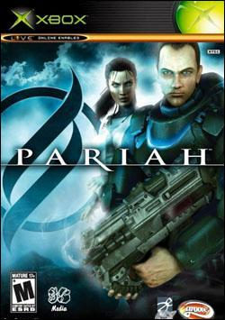 Pariah (Xbox) by Groove Games Box Art