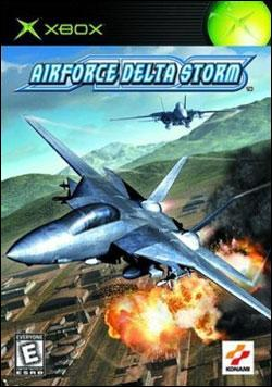 Airforce Delta Storm (Xbox) by 2K Games Box Art