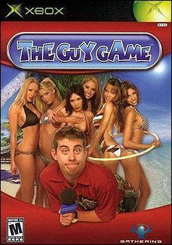 The Guy Game Box art