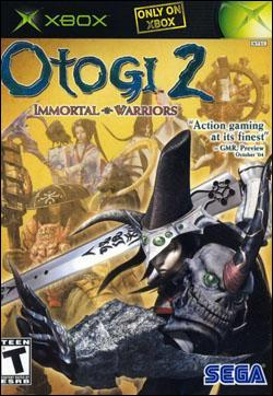 Otogi 2:  Immortal Warriors (Xbox) by Sega Box Art