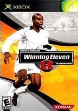 World Soccer Winning Eleven 8 Box art