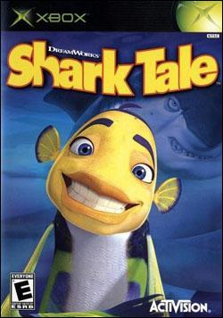 Shark Tale Box art