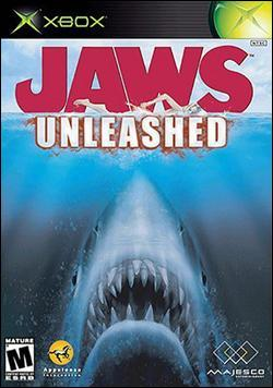 Jaws Unleashed Box art