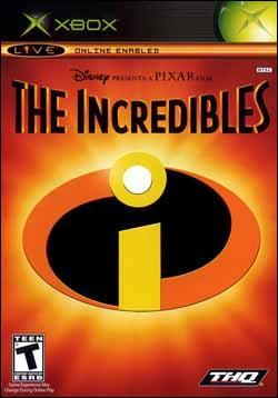 The Incredibles (Xbox) by THQ Box Art