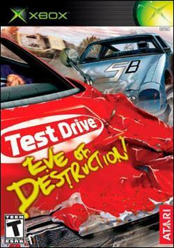 Test Drive:  Eve of Destruction (Xbox) by Atari Box Art