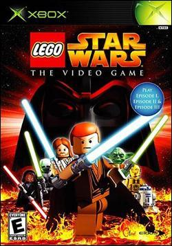 LEGO Star Wars Box art