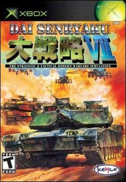Dai Senryaku VII: Modern Military Tactics Box art