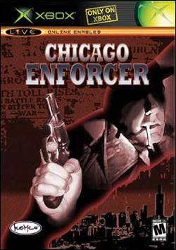 Chicago Enforcer (Xbox) by Kemco Box Art