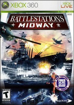Battlestations:  Midway (Xbox 360) by Eidos Box Art