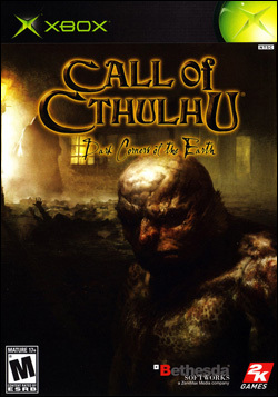 Call of Cthulhu:  Dark Corners of the Earth (Xbox) by 2K Games Box Art
