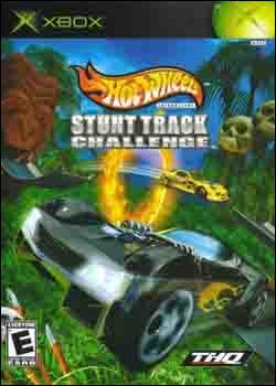 Hot Wheels: Stunt Track Challenge (Xbox) by THQ Box Art