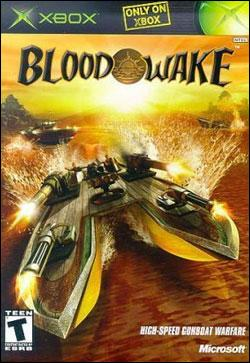 Blood Wake (Xbox) by Microsoft Box Art