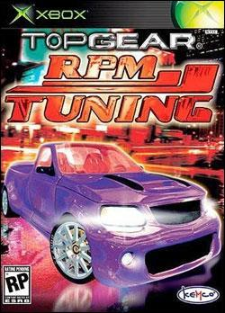 Top Gear RPM Tuning Box art