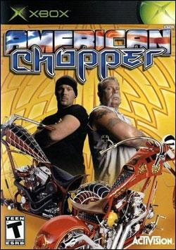 American Chopper Box art