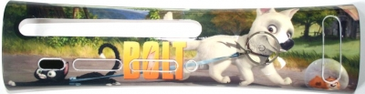 This is a custom plate, designed by XBA member hellonearth159 and produced by Faceplate Addict.