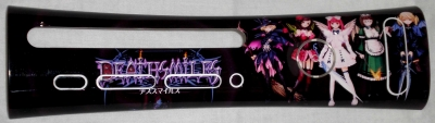 This is a custom for the Deathsmiles game published by Aksys.