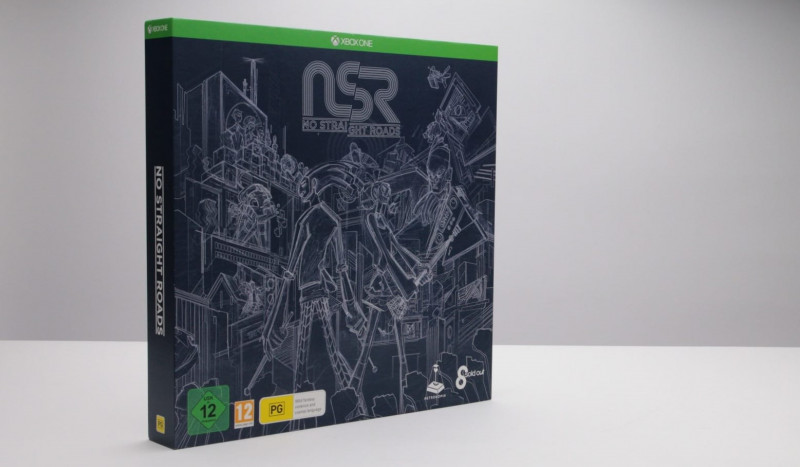 No Straight Roads Collector Edition