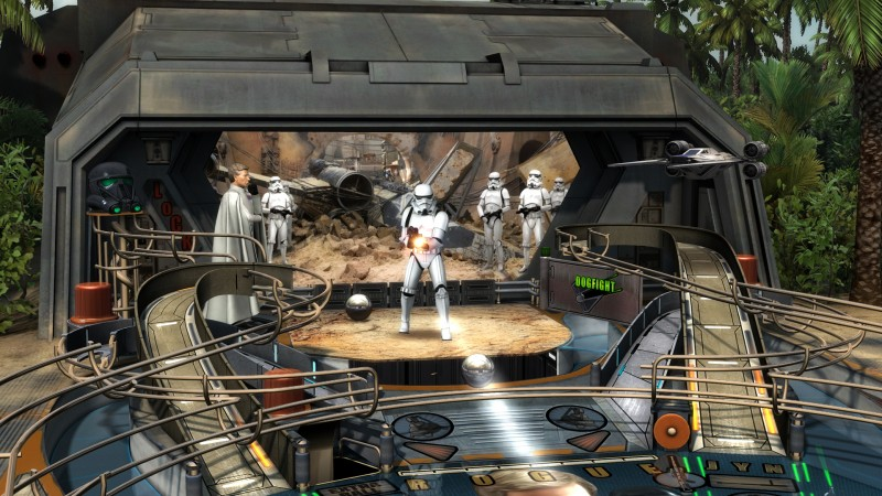 Star Wars: Rogue One Pinball