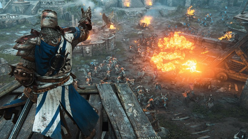 For Honor beta signups start - XboxAddict News