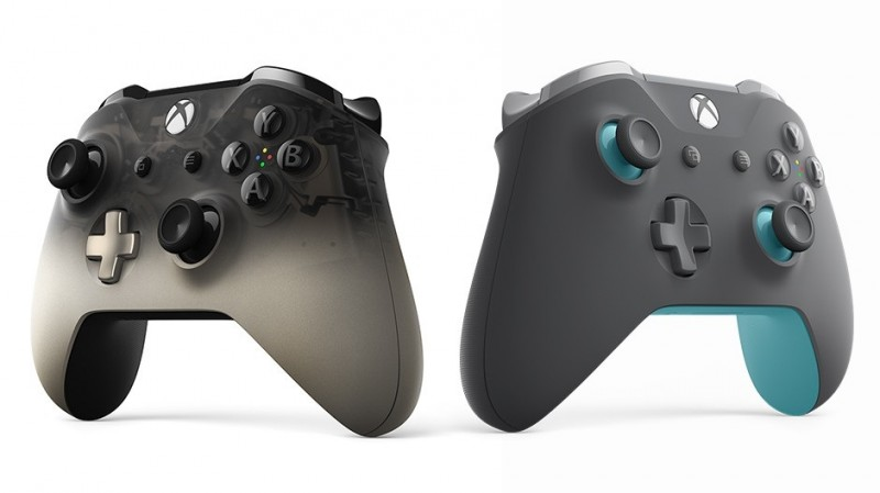 Another Two Xbox One Controllers Announced And Coming Soon