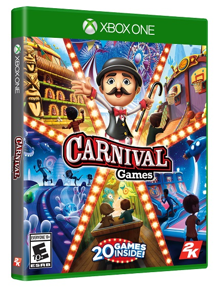 Fun Games For Xbox Original : Xbox one is getting k s carnival games in november