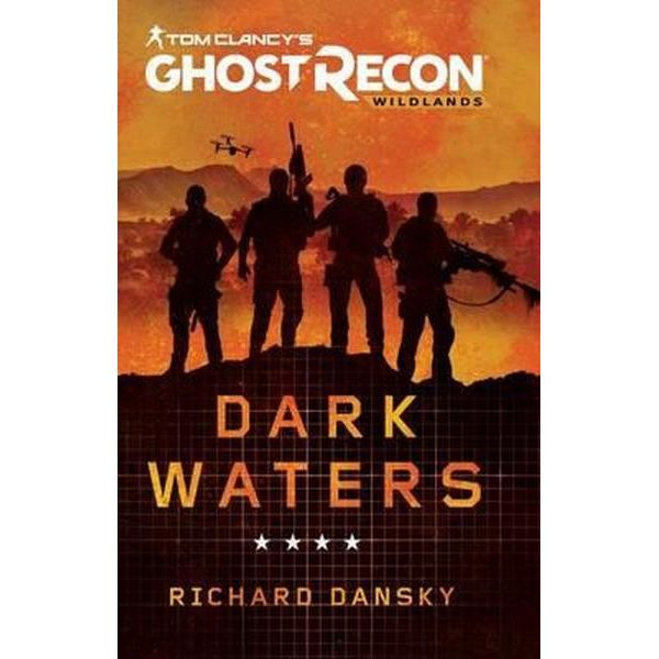 New novel based on ghost recon wildlands to be released xboxaddict news - Weaver ghost recon ...