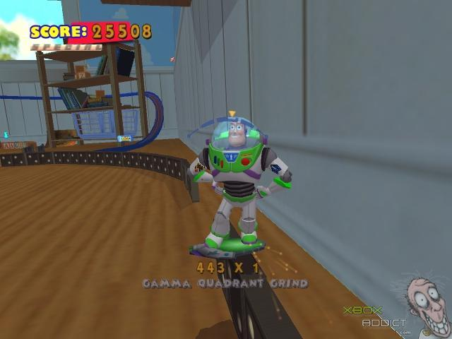 Disney S Extreme Skate Adventure Original Xbox Game