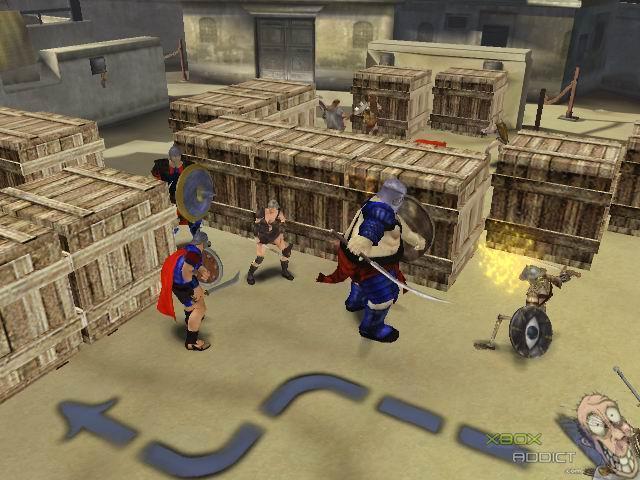 Gladius (Original Xbox...