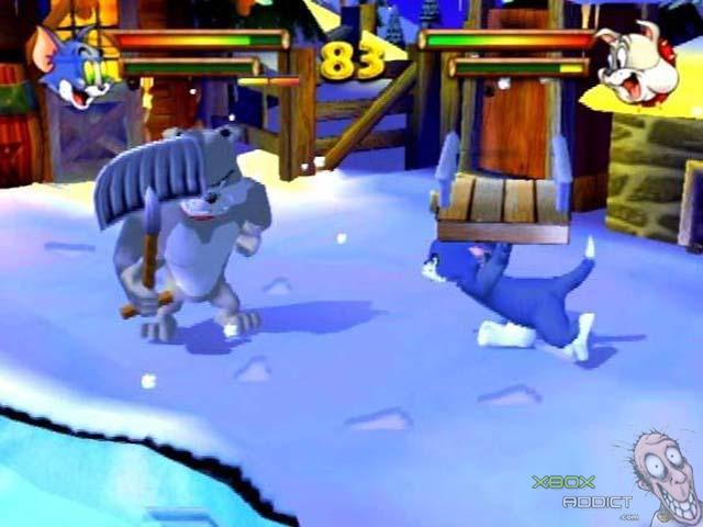Tom and Jerry: War of the Whiskers (Original Xbox) Game ...